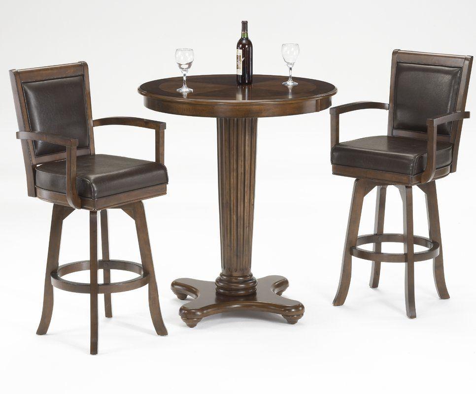 Kilkenny 3 Piece Pub Table Set
