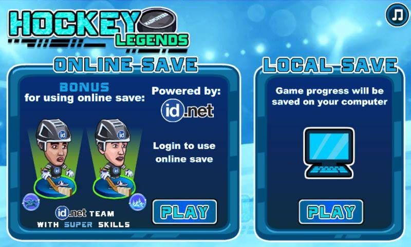 Hockey Legends Yandere games, Fun sports games, Games