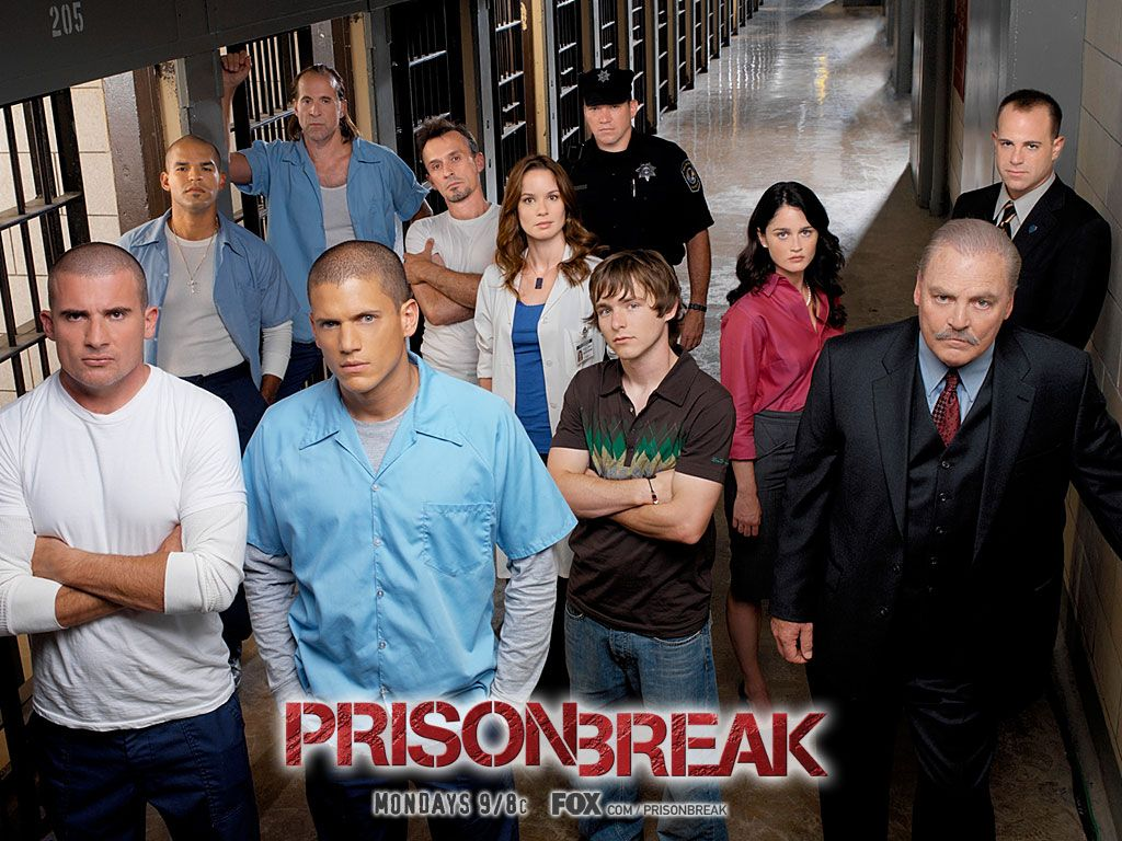 Prison Break Season 1 Fox River 8 Prison Break Prison