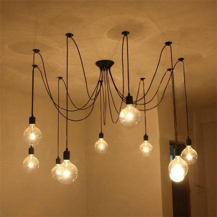 ペンタントライト 天井照明 照明器具 花火照明 電球特殊 工業loft