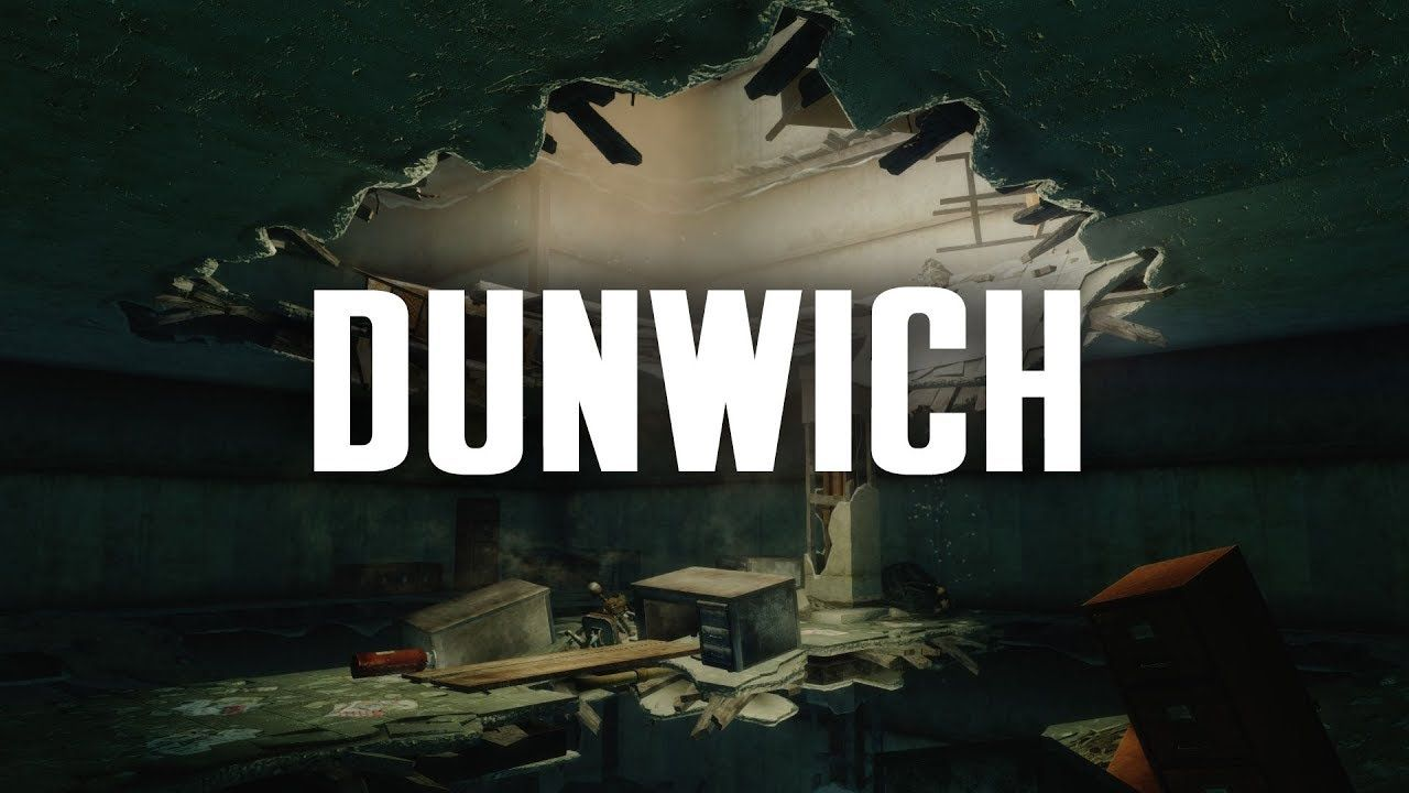 Point Lookout Part 11: The Dunwich Building - Fallout 3 Lore ... on fallout 3 dunwich ruins, fallout journal, fallout 3 dunwich bobblehead, subway under capitol building, fallout 3 chryslus building, fallout dunwich horror,