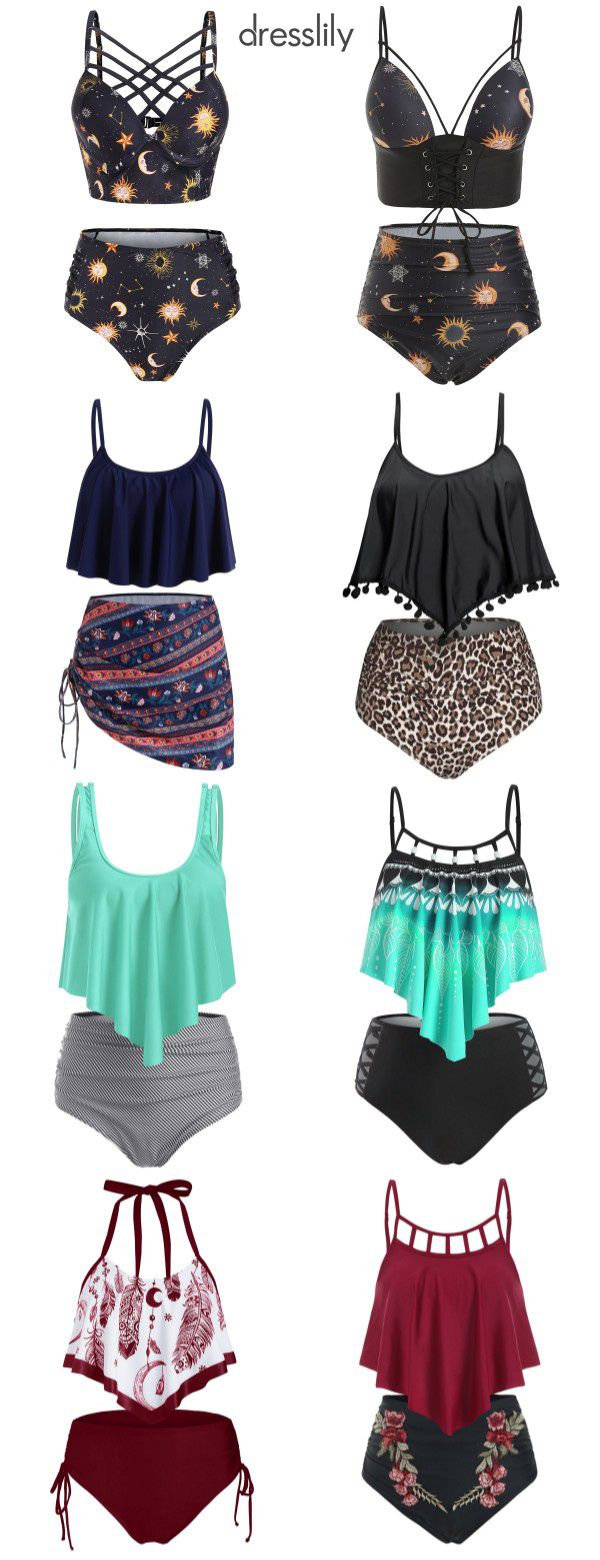 Swimwear & Beachwear for Women   Swimwear   Women's Swimwear, Bikinis & Swimsuits