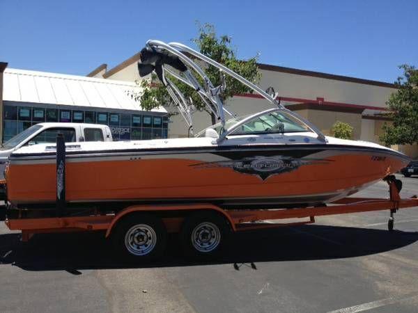 Centurion Boats For Sale >> 22 Feet 2007 Centurion Avalanche C4 Ski And Wakeboard Boat Orange