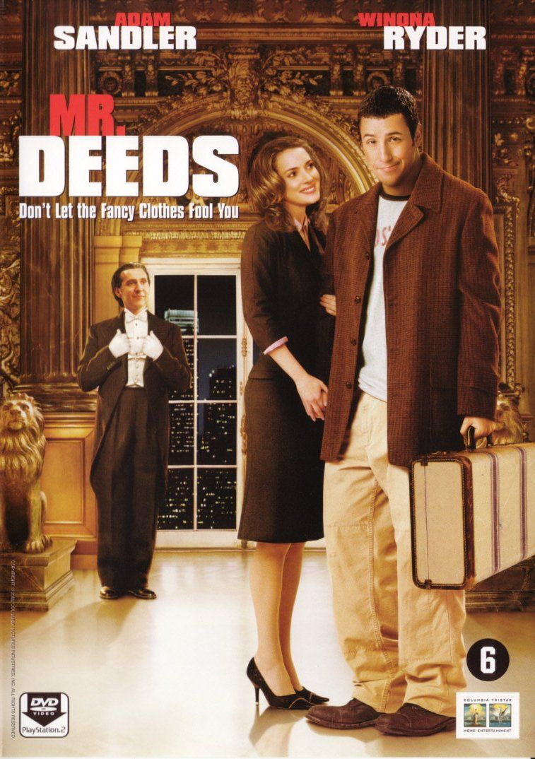 Mr Deeds Never Underestimate My Sneakiness 1080p