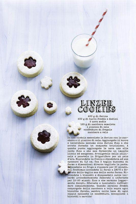Linzer Cookies | Flickr - Photo Sharing!