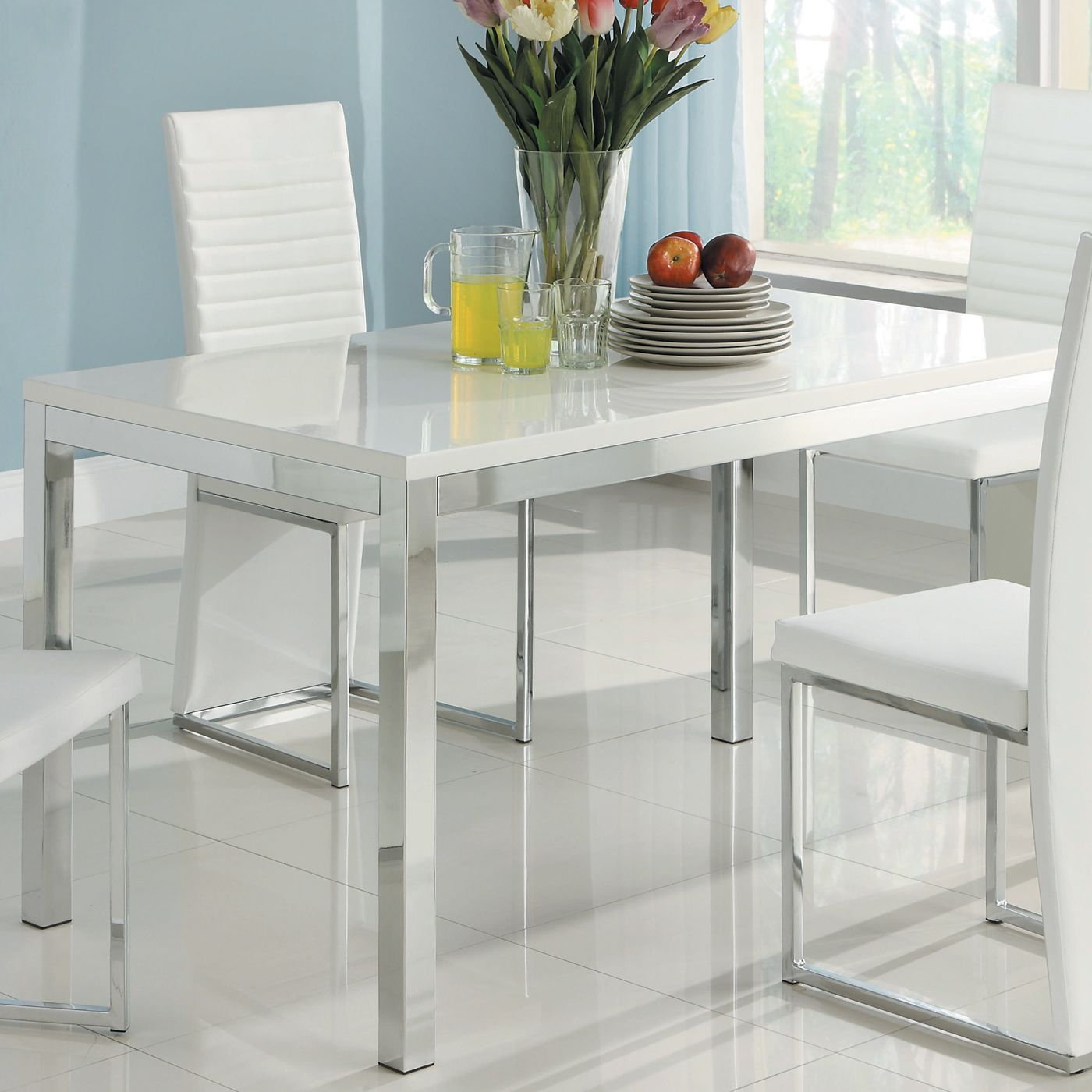 Homelegance 2447 Clarice Dining Table At Atg Stores 29