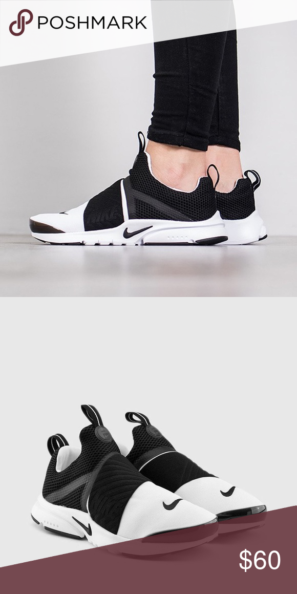 size 40 0be8c f875f Nike Presto Extreme Like brand new, black and white Nike Presto Extreme.     THESE ARE A KID S SIZE 3, but I wear a women s size 5 for size reference.