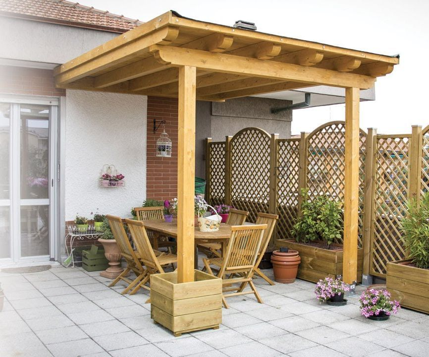 How To Build Your Own Wooden Gazebo 10 Amazing Projects Pergola Attached To House Pergola Outdoor Pergola