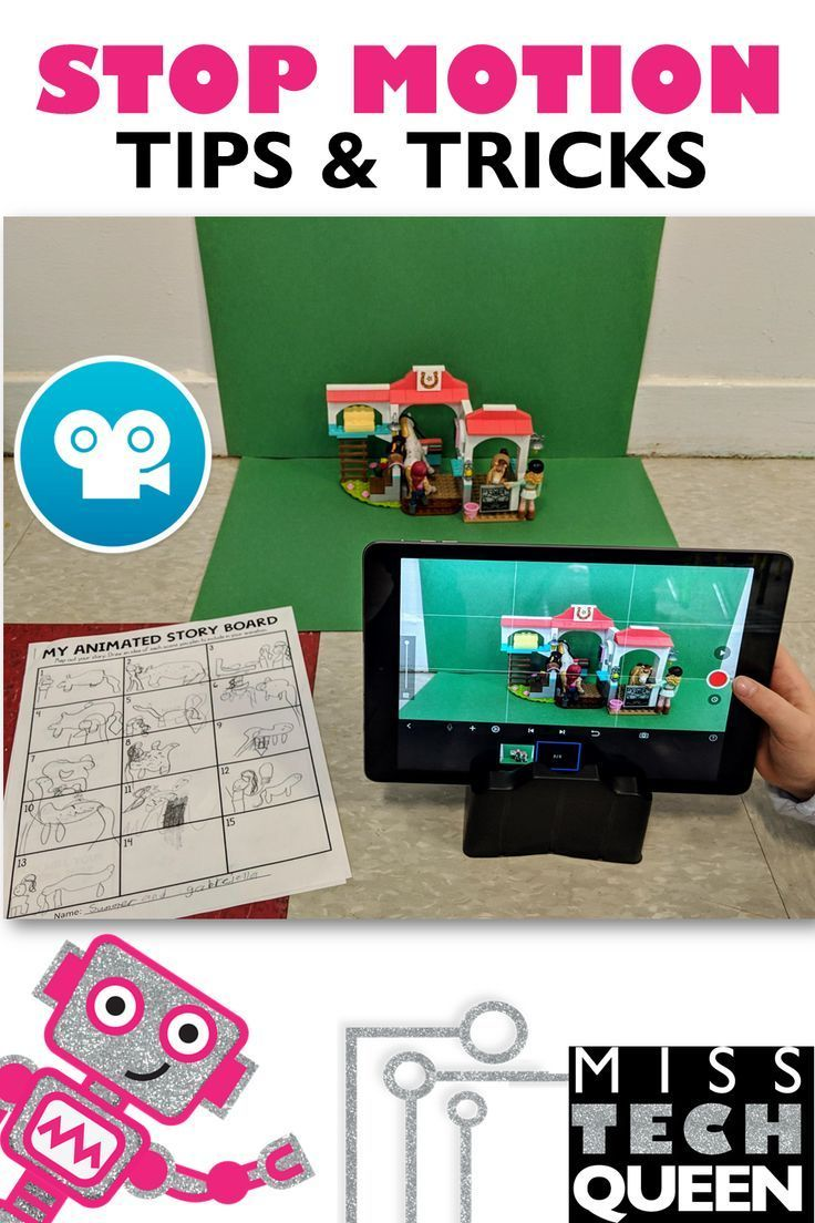 Looking to try Stop Motion in your classroom? Here are