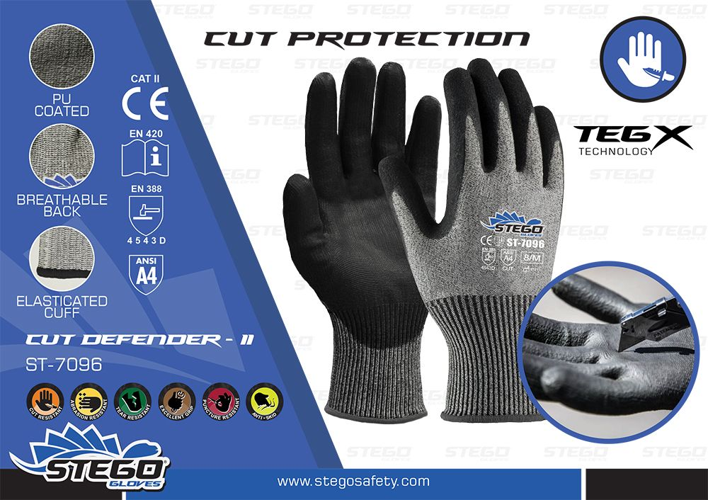 Best Pin On Stego® Gloves Product Range 400 x 300