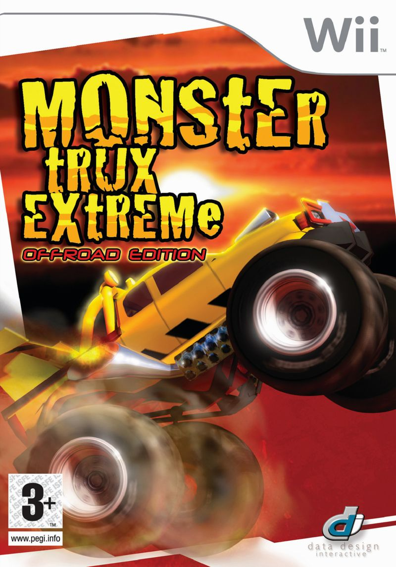 Monster Trux Extreme Offroad Edition Spelling Games Games Xbox Games