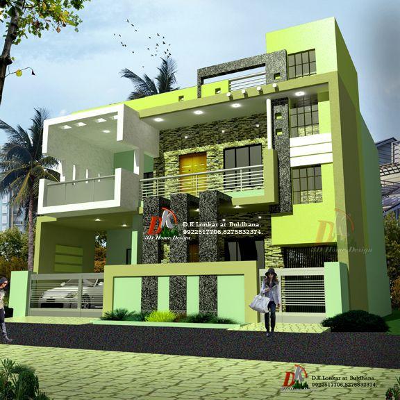 Bungalow 3d Design By D K 3d Home Design 3d Home Design