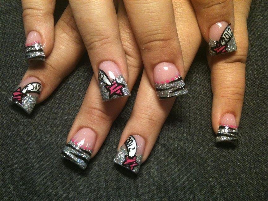 2012 Zebra Nail Art Gallery Nails Pinterest Nail Art Nails