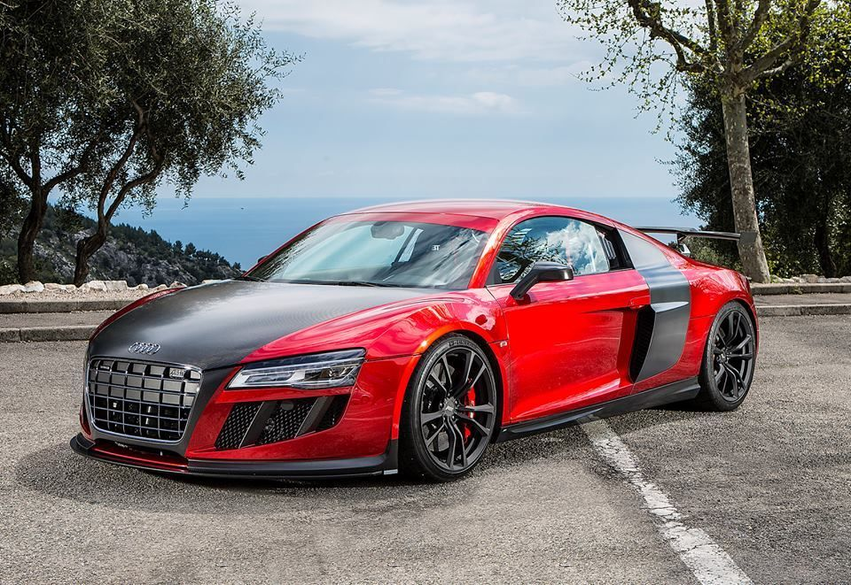 11 Pretty The Good, The Bad And Audi R8 Blanco En 2020