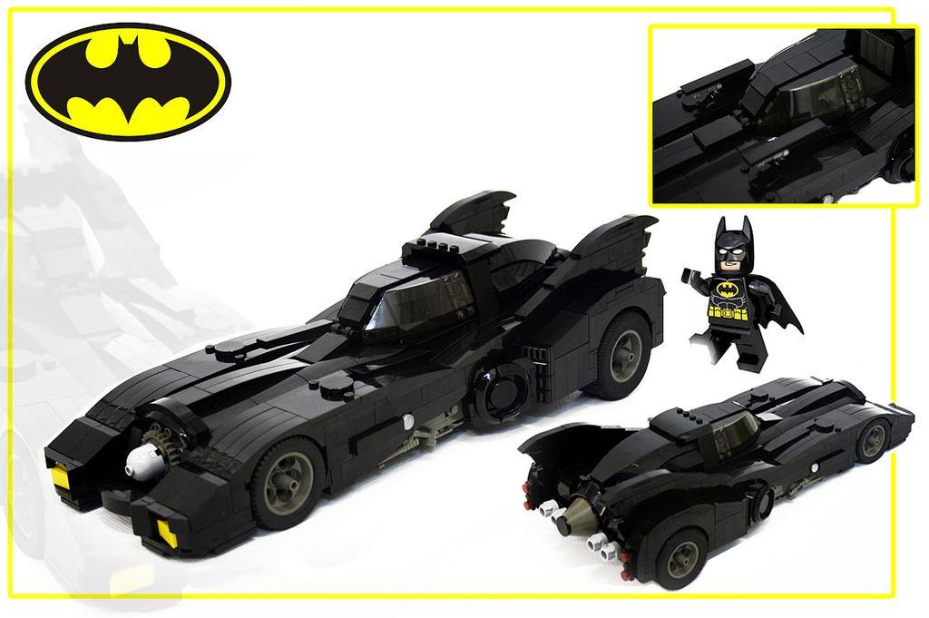 89 batmobile led scale fuckingstuff lego lego batman. Black Bedroom Furniture Sets. Home Design Ideas