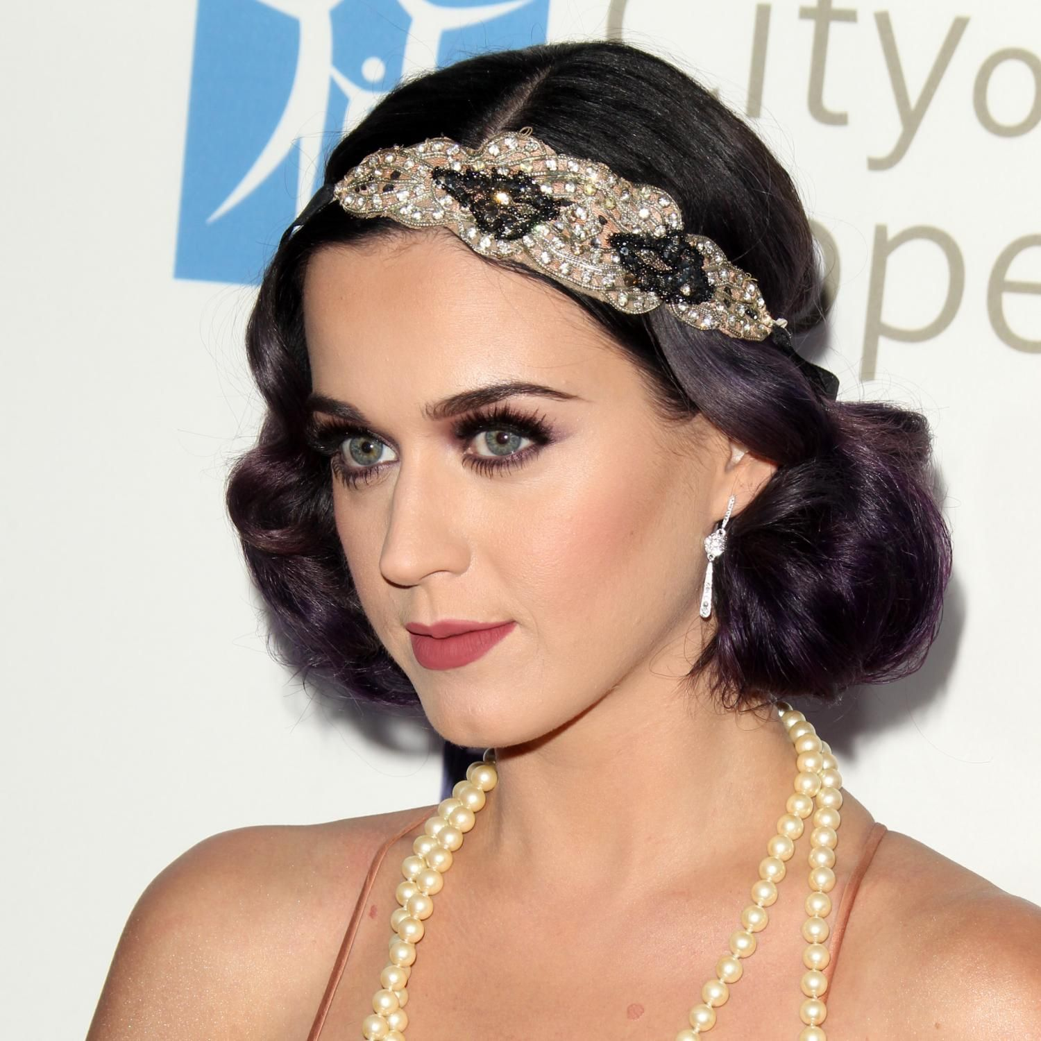 Great Gatsby Hair (With images) | Gatsby hair, Great ...