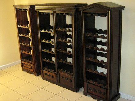 10 awesome modelos de cavas de madera para vinos images - Cavas de vinos para casa ...