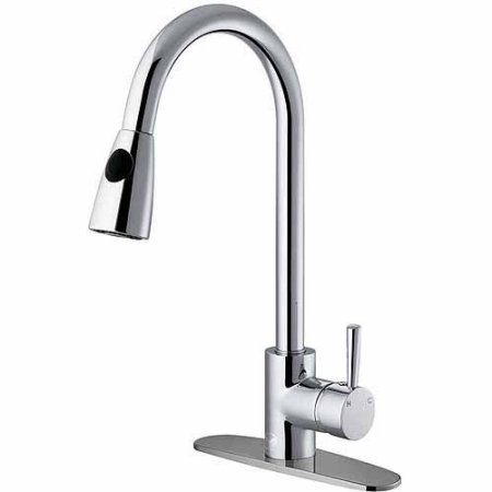 Home Improvement Faucet Pull Out Kitchen Faucet Traditional