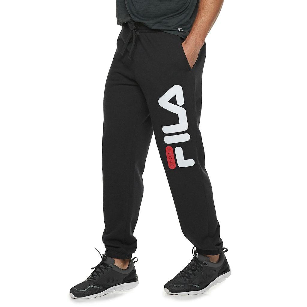 caa5a6281684 Men's FILA SPORT HBR Jogger Pants in 2019 | Products | Mens jogger ...