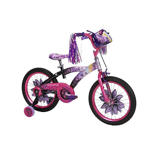 Toys R Us Bikes Girls : Huffy disney fairies inch bike girls sassy tink