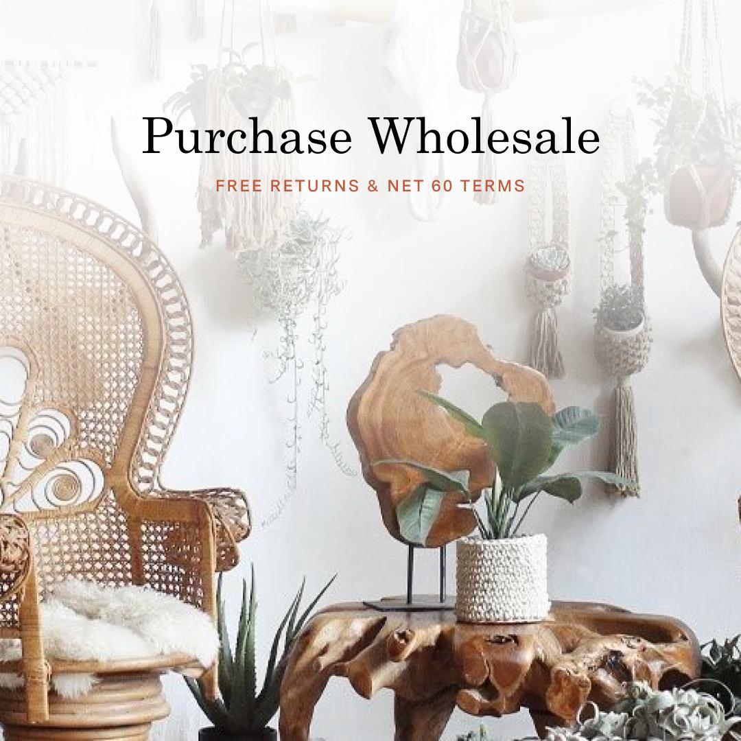 Net 60 Wholesale Free Returns Boutique Decor Buying Wholesale Diy Home Decor
