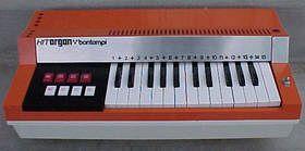 Bontempi Air Organ Music Toys Music Music Instruments