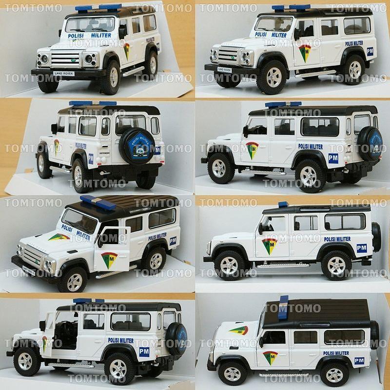 Tomtomo On Instagram Diecast Miniatur Land Rover Defender Pm Polisi Militer Rp 195 000 Spesifikasi Handmade Modifik Land Rover Defender Militer Polisi