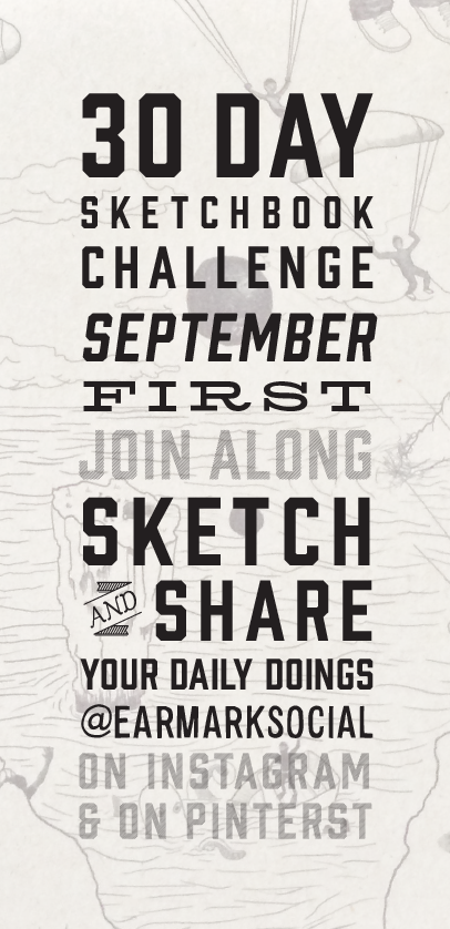 It S That Time Of Year Friends Do You Like To Sketch Doodle Draw If So Join Along As We Do Our Second An Sketchbook Challenge Sketch Book Challenge Images