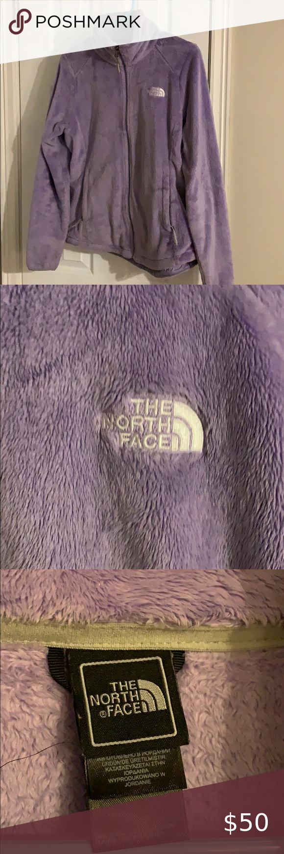 Purple North Face Osito Jacket Price Is Final North Face Osito The North Face North Face Jacket [ 1740 x 580 Pixel ]