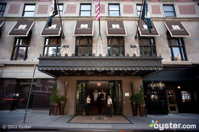 The Empire Strikes Jack Empire Hotel Hotel New York City