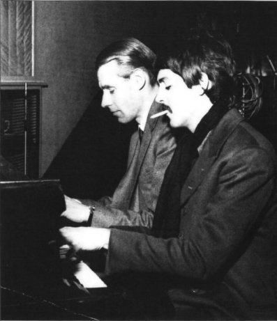 George Martin & Paul McCartney