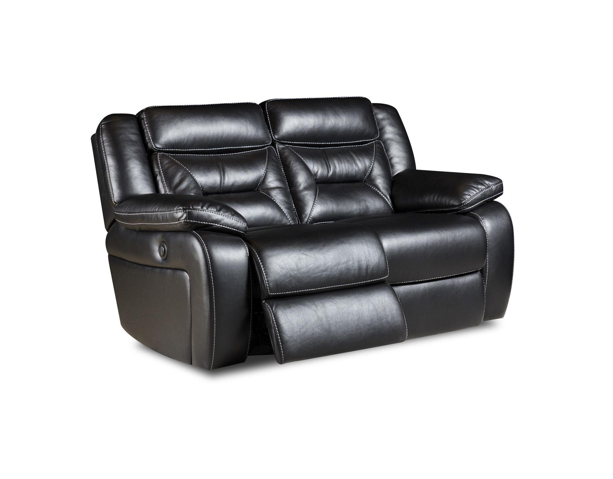 Lee Furniture Jamestown Double Reclining Loveseat U0026 Reviews | Wayfair