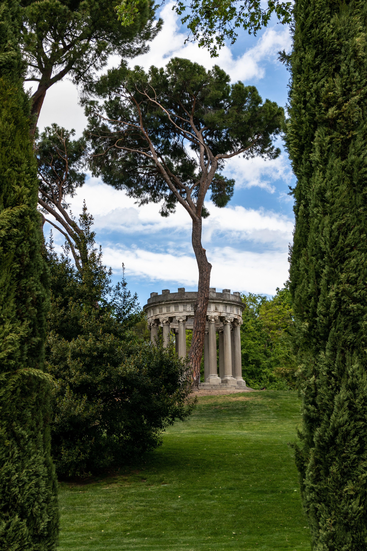 Templete, Parque El Capricho, Madrid | Paisajes de españa ...