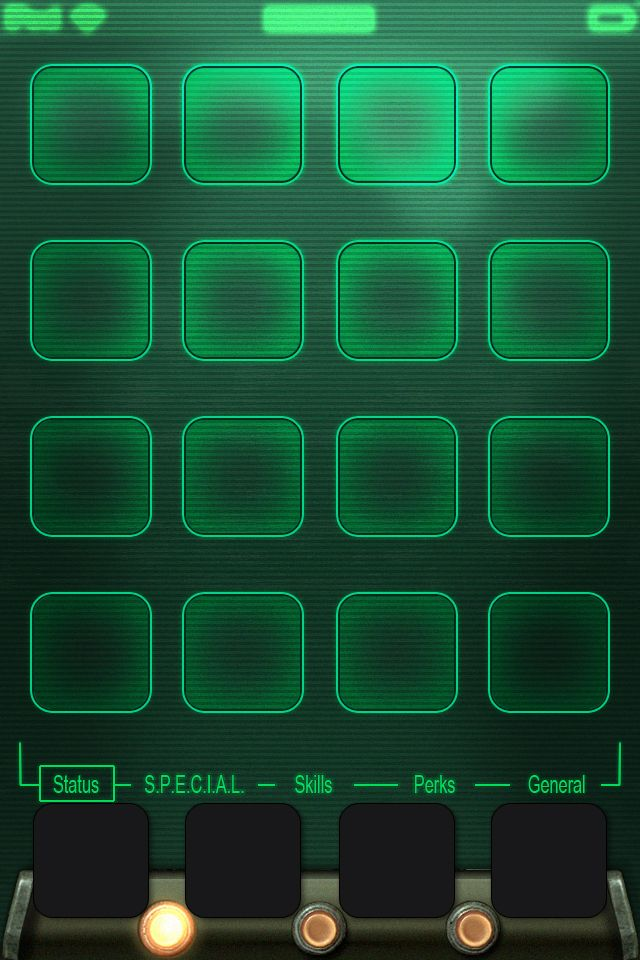 Fallout 3 Pip Boy Theme For Ipod Touch And Iphone By Neg 319 D6ojwx0 640x960