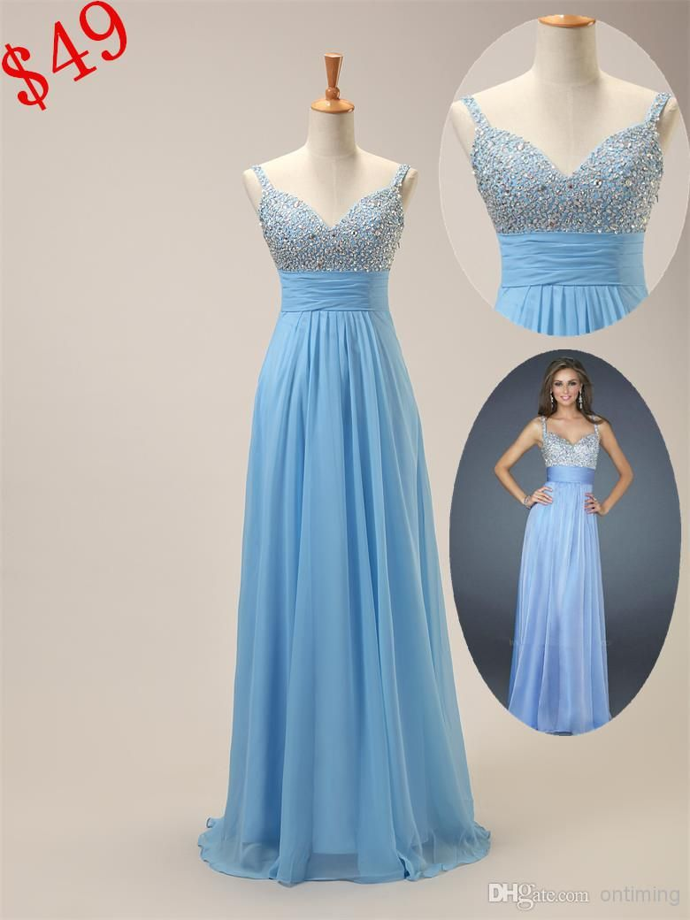 Wholesale Evening Dresses - Buy Cheap $49 !! In Stock!! !! 2014 New ...