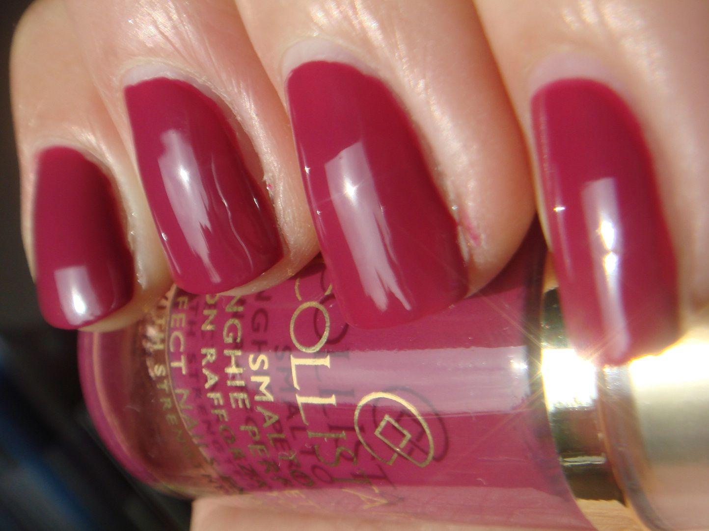 Collistar Capri Perfect nails enameli no 73 Marc | Make Up | Pinterest