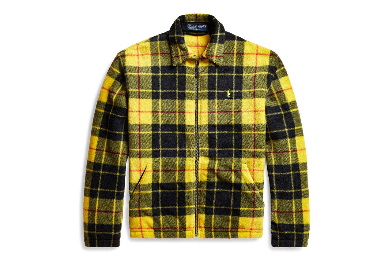 c0f7294d Here's Every Piece From Palace x Ralph Lauren | Clothes | Polo ralph ...