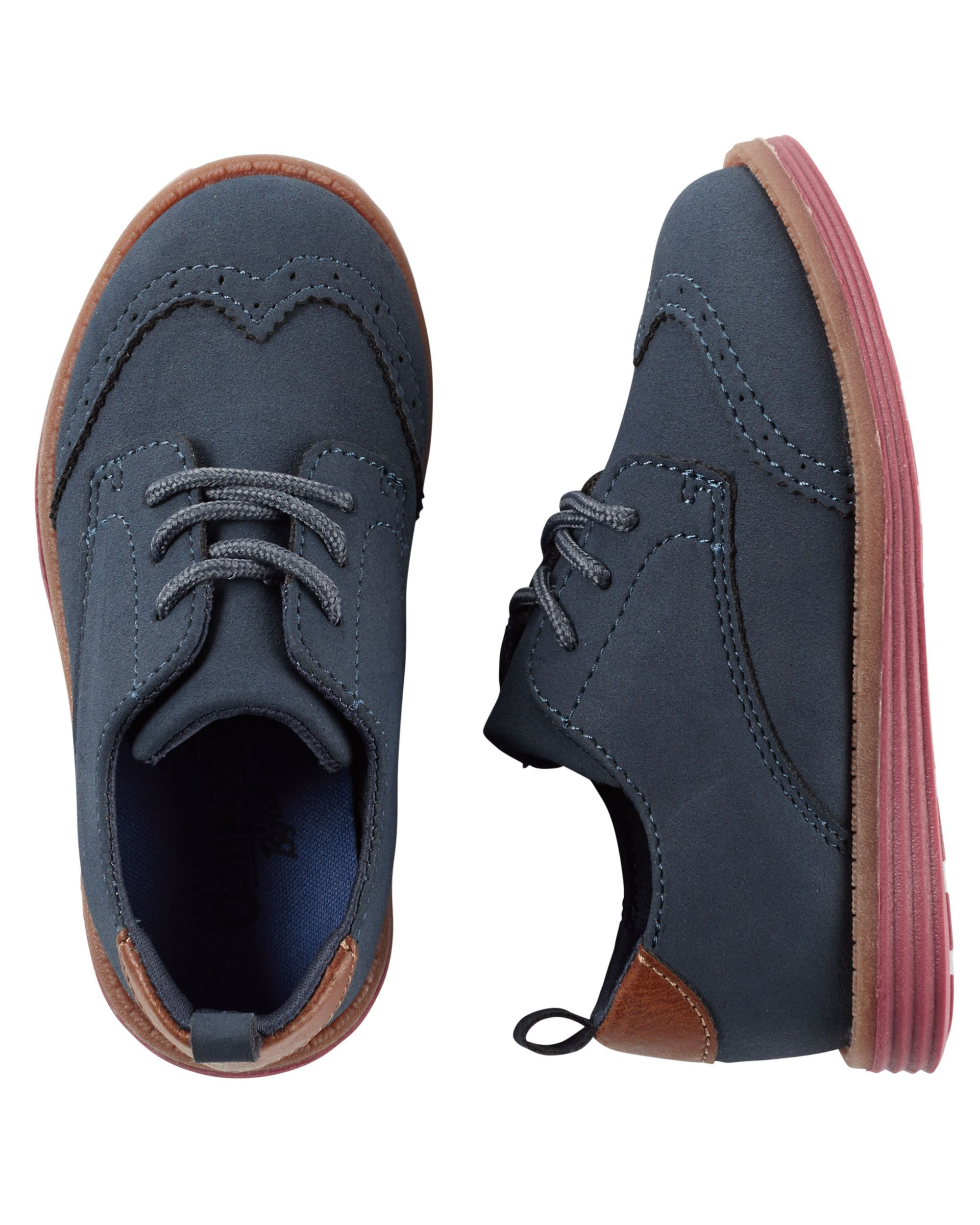 OshKosh Wingtip Oxfords