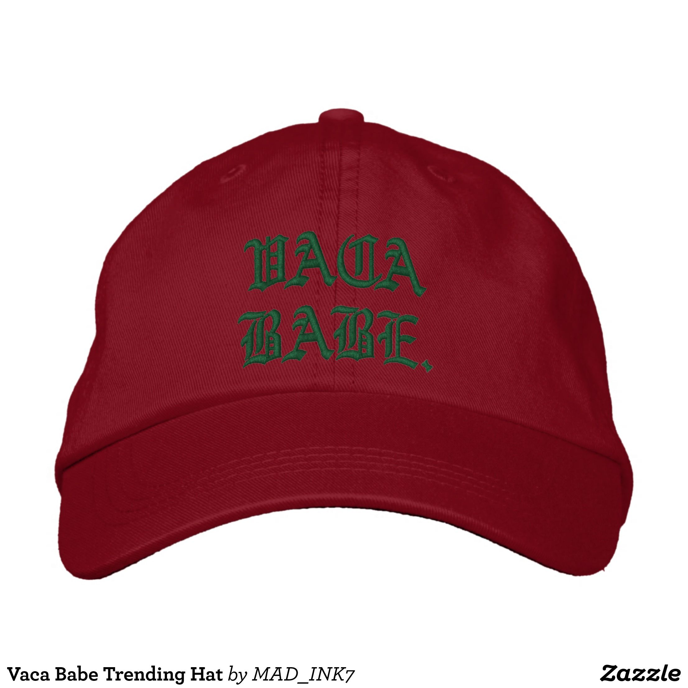 Vaca Babe Trending Hat - Urban Hunter Fisher Farmer Redneck Hats By  Talented Fashion And Graphic Designers -  hats  truckerhat  mensfashion   apparel ... 671a94cac