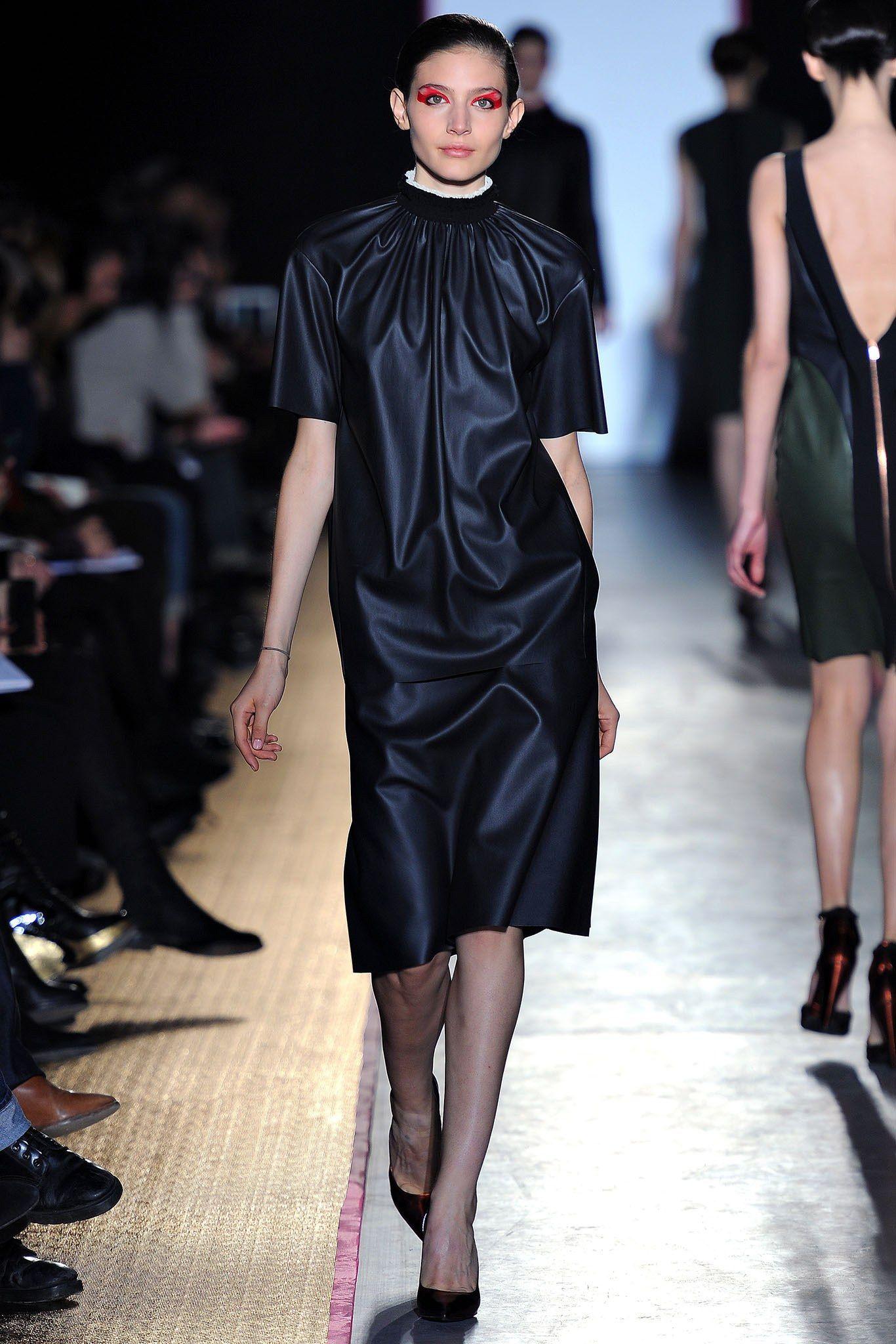 Cédric Charlier Fall 2013 Ready-to-Wear Fashion Show - Giuliana Caramuto (VIVA)
