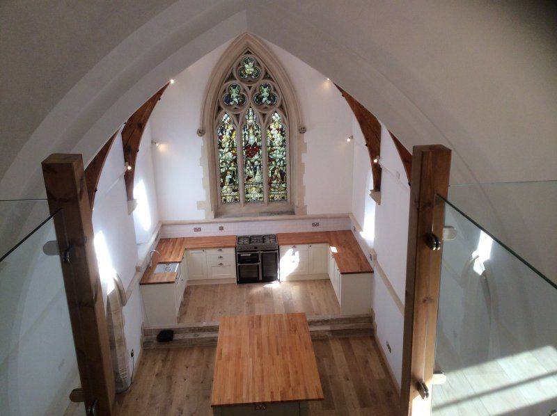 Image result for church conversion kitchen | Church | Pinterest ...