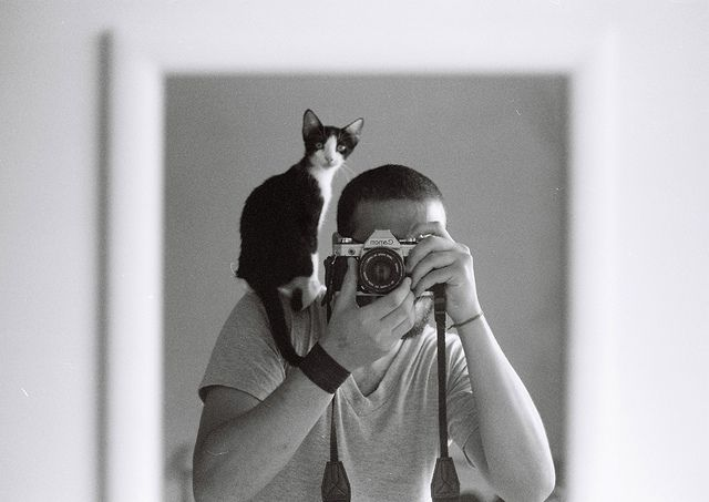 Maggie & I by Felipe Neves, via Flickr