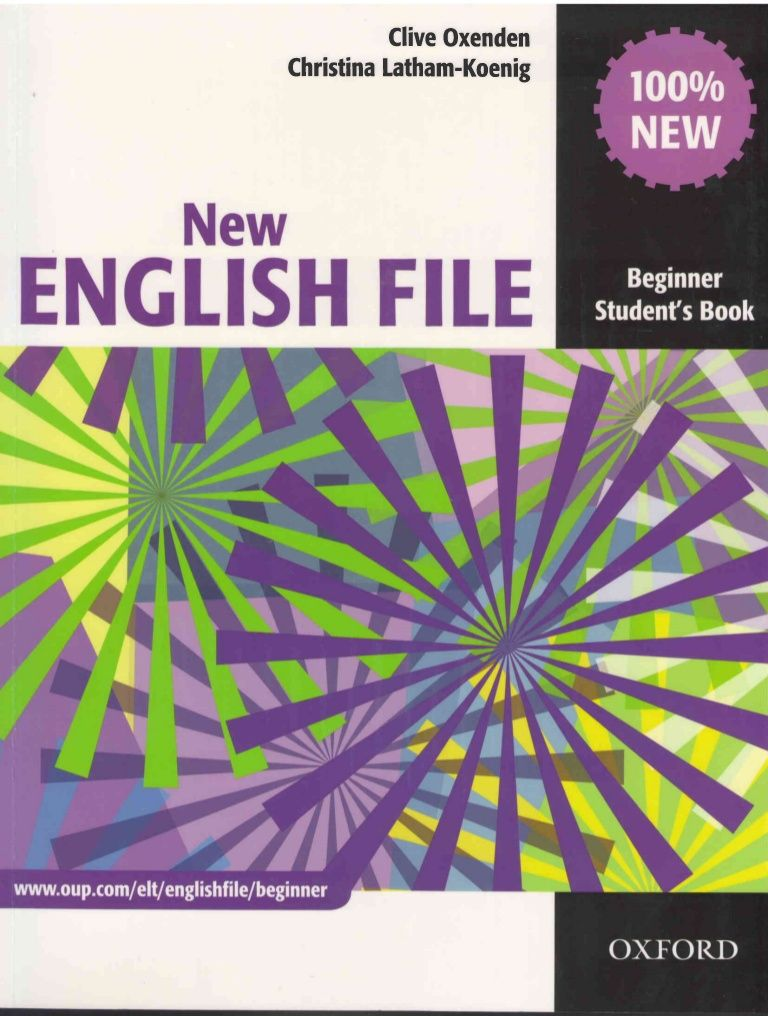 New English File Beginner Student Book By Bluelondon Via Slideshare English For Beginners Teacher Books Beginner Books