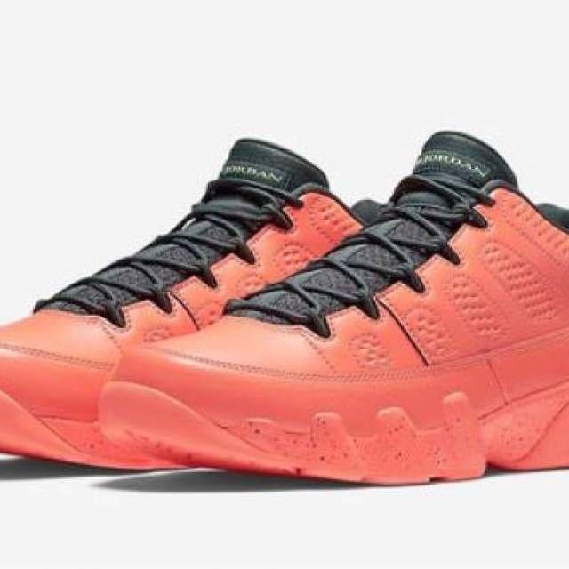 Pre Order Nike Retro Air Jordan 9 Low
