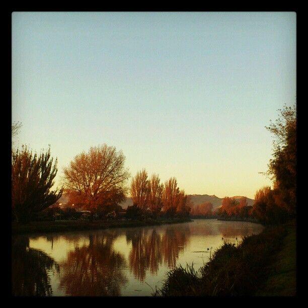 Autumn in Christchurch