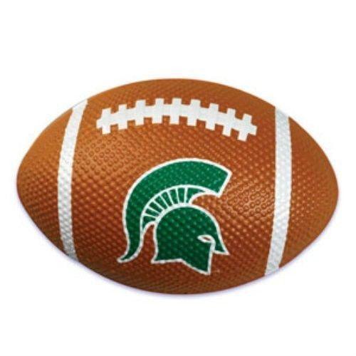 Michigan State MSU Spartans Football Cake by jenuinecraftsandmore