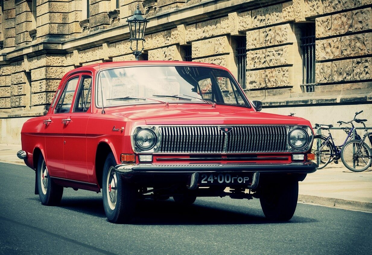 Фото старые советские автомобили внимание данному