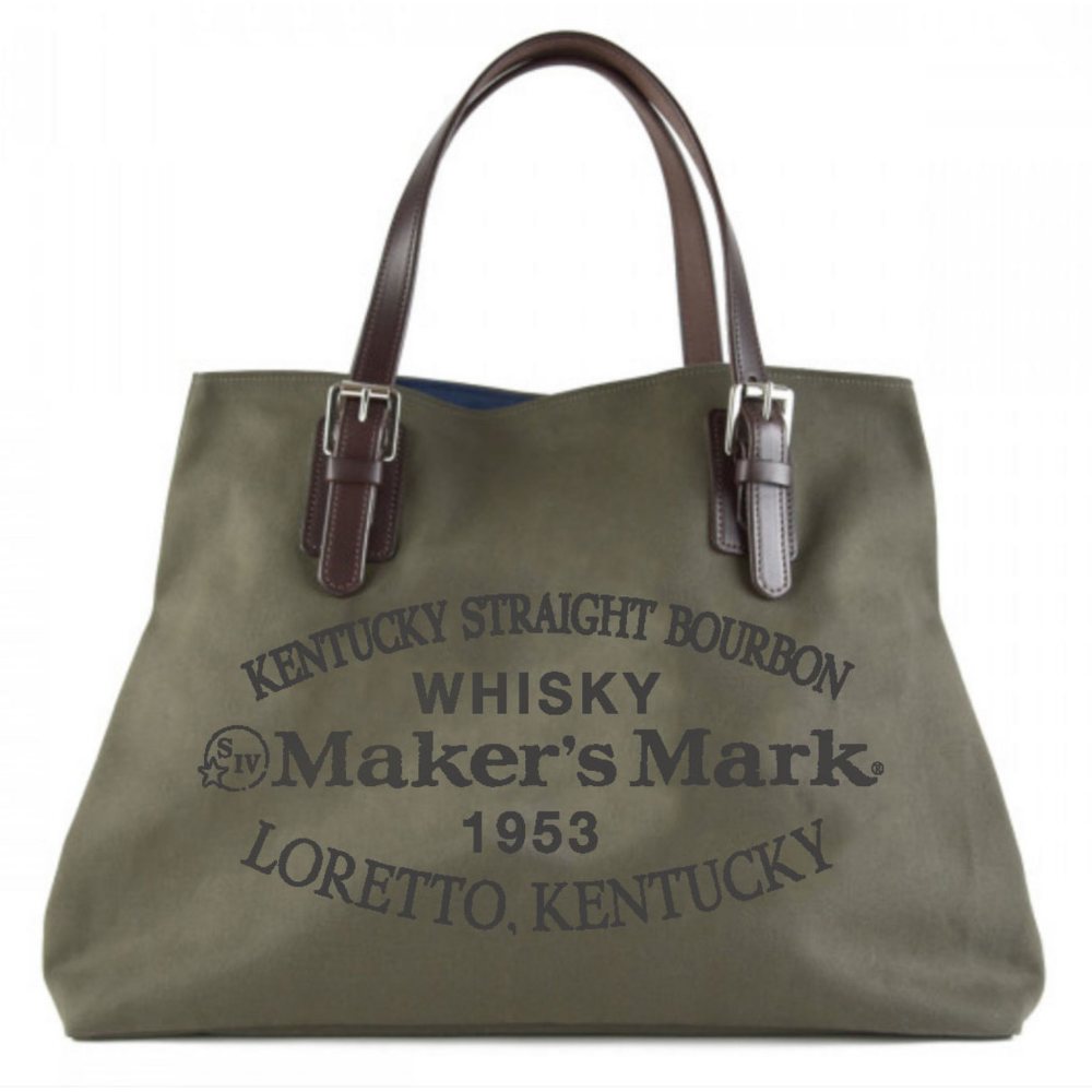 Maker S Mark Whisky Tote By Rebecca Ray