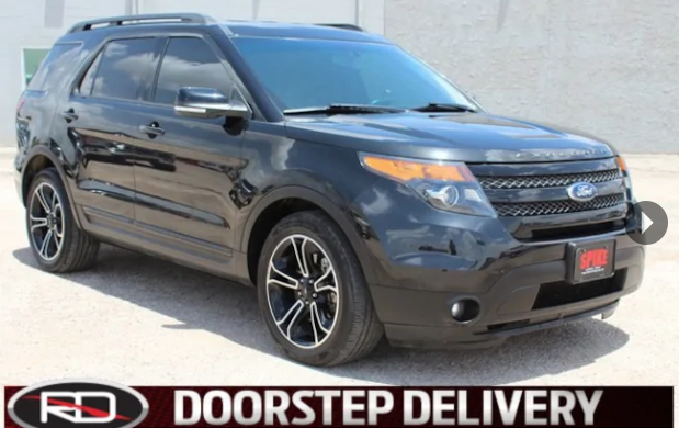 2015 Ford Explorer Sport Year 2015 Make Ford Model