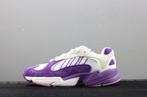34155f8d922fdb Authentic Dragon Ball Z x adidas Yung-1 Frieza Purple White - Mysecretshoes